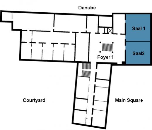 Erster Stock / First Floor